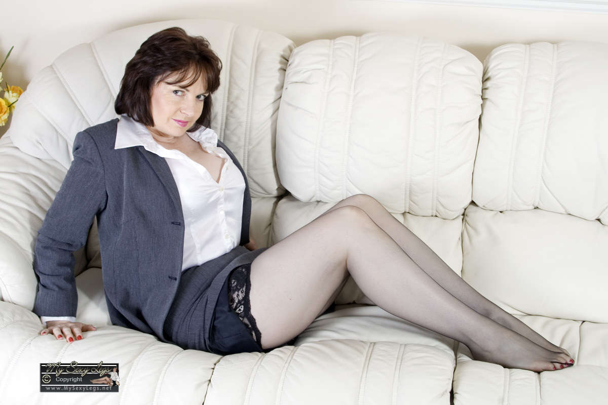 My sexy legs christine video