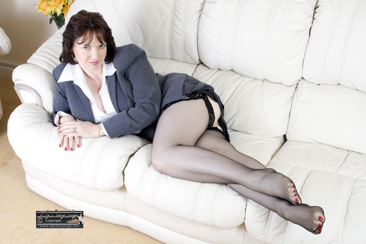 My sexy pantyhose will make you cum so hard joi 10